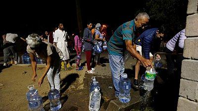 Crise de l'eau : l'Afrique du Sud déclare l'état de catastrophe naturelle