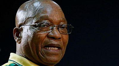 South Africa's ANC recalls President Zuma