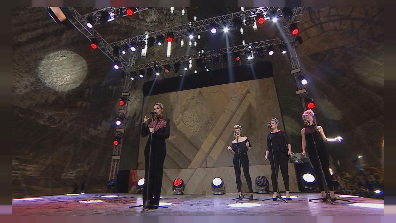Romanya'da erken Eurovision heyecanı