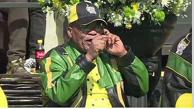 Afrique du Sud : Jacob Zuma pourrait sortir de son silence mercredi