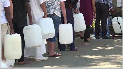 Afrique du Sud : l'état de catastrophe naturelle déclaré face à la crise de l'eau
