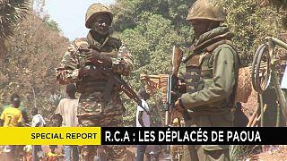 [Vidéo] Gros plan sur le retour des Forces armées centrafricaines à Paoua