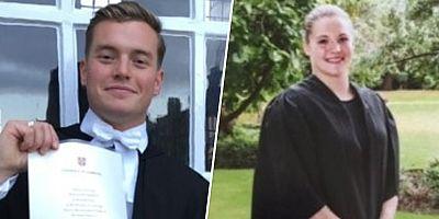 Jack Merritt, 25, and Saskia Jones, 23, were killed in a terrorist attack near London Bridge on Nov. 29, 2019.
