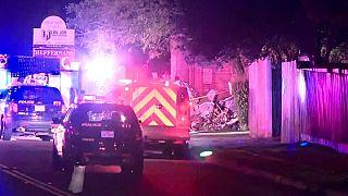 IMAGE: San Antonio light plane crash