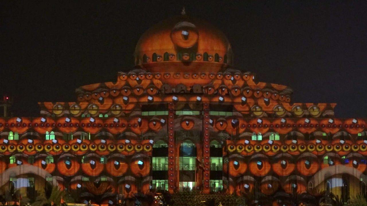 مهرجان أضواء الشارقة حضارةٌ عريقةٌ ترتدي أعمالاً إبداعية رائدة