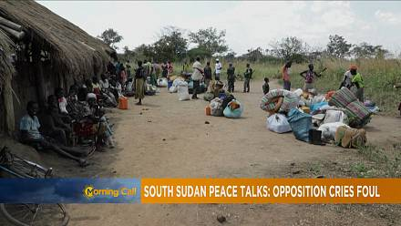 South Sudan armed opposition opts out of peace talks [The Morning Call]