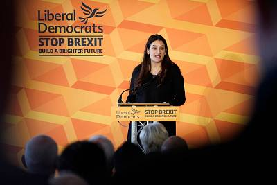 Former Labour Party lawmaker Luciana Berger is now running as a candidate for the Liberal Democrats.