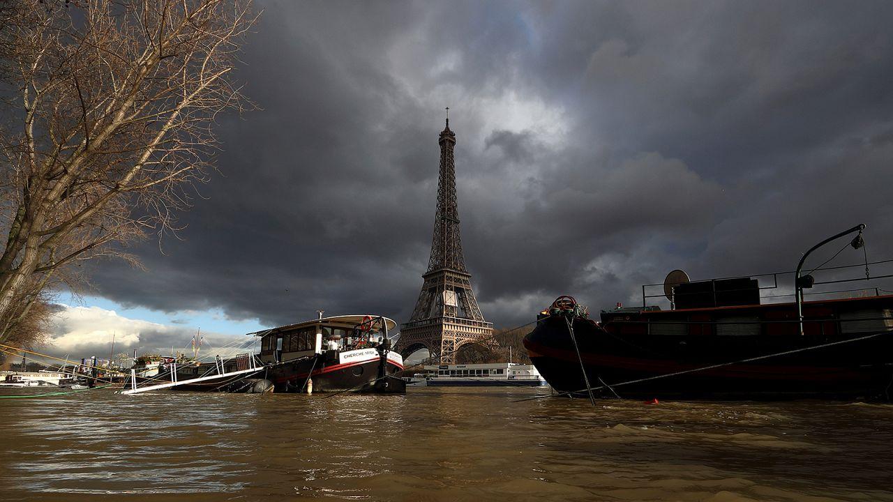 تغير مناخي عالمي خلال كانون الثاني/يناير