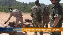 Russian military presence in CAR and concerns [The Morning Call]