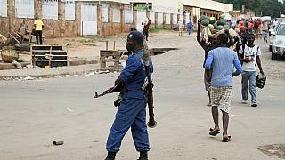 Burundi police threaten opposition to constitution change