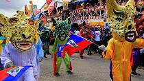 Haiti celebrates national Carnival 2018 in Port-au-Prince [No Comment]