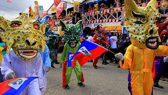 Haiti celebrates national Carnival 2018 in Port-au-Prince [No Comment]
