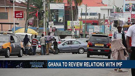 Ghana : le programme du FMI ne sera pas prolongé (Nana Akufo)