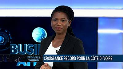 Croissance rapide pour la Côte d'Ivoire