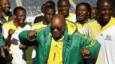 Afrique du Sud : les temps forts de la présidence Zuma