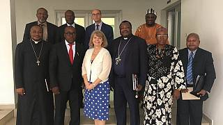 U.K. MP visits Buea, urges Cameroon to pursue dialogue in Anglophone crisis