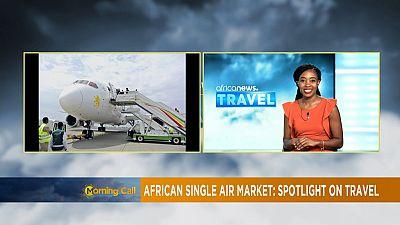 Marché unique aérien africain : pleins feux sur le voyage