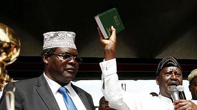 Kenyan court revokes deportation of opposition lawyer Miguna Miguna