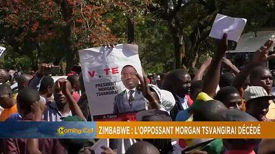 Zimabbwe : Décès de l'opposant Morgan Tsvangirai [The Morning Call]