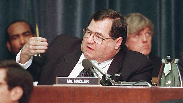IMPEACHMENT HEARING--Jerrold Nadler,D-N.Y.,makes his opening