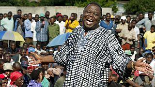 Morgan Tsvangirai - Sa vie en images