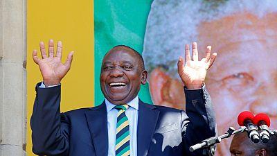 Afrique du Sud : Ramaphosa sera élu président jeudi par le Parlement