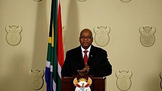 Afrique du Sud - La présidence Zuma en chiffres