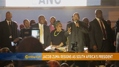 South Africa's Zuma finally leaves presidency [The Morning Call]
