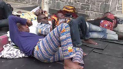 Cameroun Greve De La Faim Des Delegues Du Personnel De La