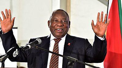 Cyril Ramaphosa déclaré président de l'Afrique du Sud
