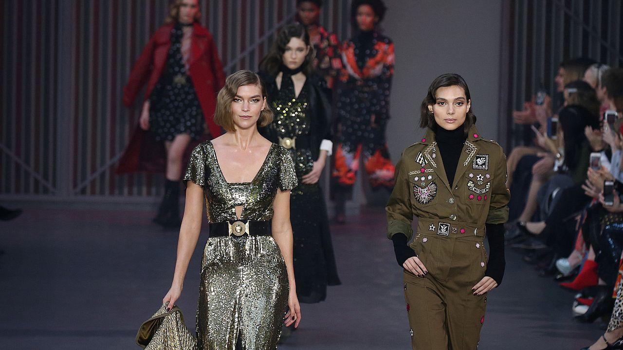 Inside London Fashion Week A/W 2018