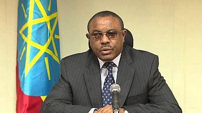 Le premier ministre a présenté sa démission — Ethiopie