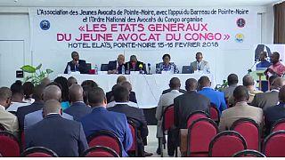 Les états généraux du jeune avocat du congo