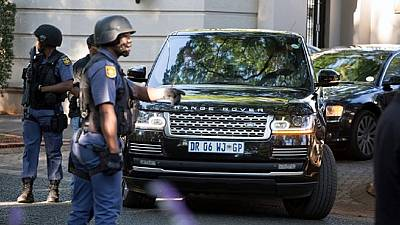 South Africa declares Gupta brother a 'fugitive from justice'