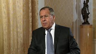 Ο Υπουργός Εξωτερικών της Ρωσίας, Σεργκέι Λαβρόφ, αποκλειστικά στο Euronews