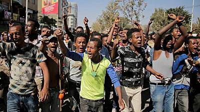 U.S. issues Ethiopia alert, warns of tricky security situation