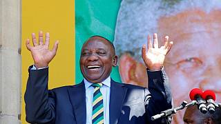 South Africa's new president hails 'new dawn,' warns of tough decisions
