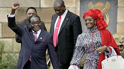 Thèse controversée de Grace Mugabe : arrestation du responsable de l'université