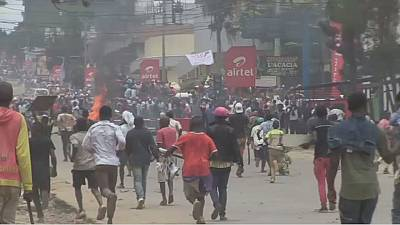 RDC : manifestation à Bukavu contre l'insécurité