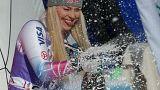 Yarışı kaybettikten sonra alay konusu olan Lindsey Vonn eleştirilere cevap verdi