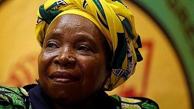 Afrique du Sud: Nkossazana Dlamini Zuma dément avoir voulu quitter le Parlement