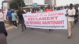 Togo crisis talks set to begin on Monday