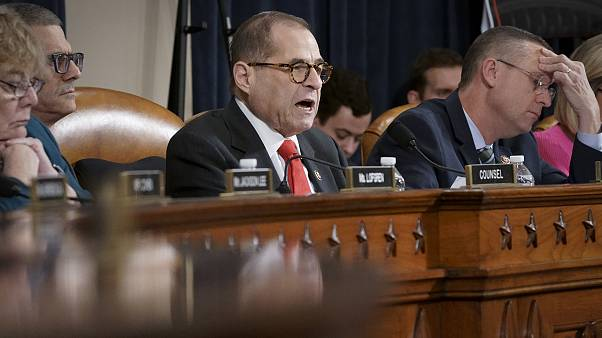 Image: House Judiciary Committee Chairman Jerrold Nadler, D-N.Y., joined at