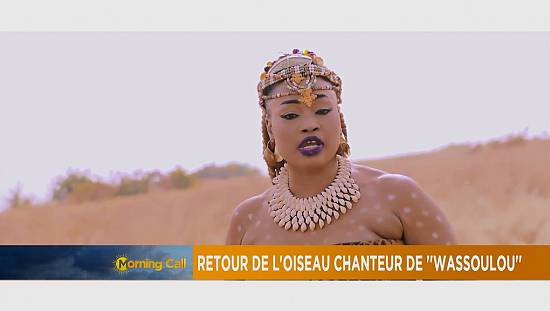 Retour de l'oiseau chanteur de ''Wassoulou'' [The Morning Call]