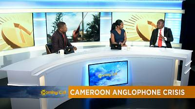 Cameroon anglophone crisis; a reporter's account [The Morning Call]