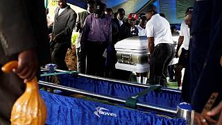 Zimbabwe : inhumation de Morgan Tsvangirai