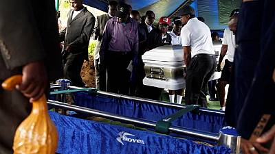 [LIVE] Zimbabwe buries veteran opposition chief Morgan Tsvangirai