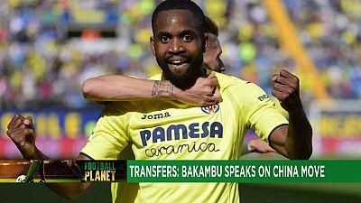 Cedric Bakambu, le joueur le plus cher du continent