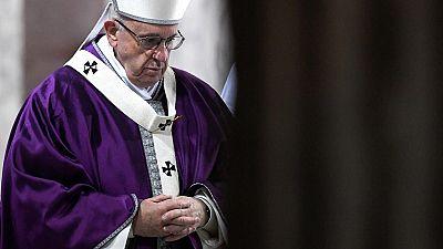 Le pape François désavoué par des prêtres nigérians