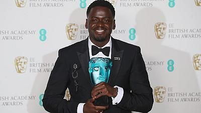Daniel Kaluuya wins BAFTA Rising Star Award
